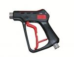 Pistolet de sécurité haute pression 500 bar, en inox (Servo)