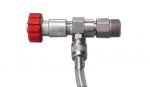 EO VARIO Injecteur 2,1 mm avec raccord INOX
