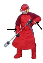 EPI Protection avant bras