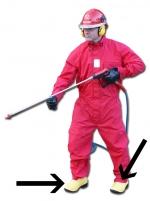 EPI Bottes de protection
