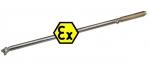 TIR nettoyeur d'intérieur de cuve en inox EX 1000 mm