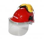 TORNADO visière plastique pour casque de protection