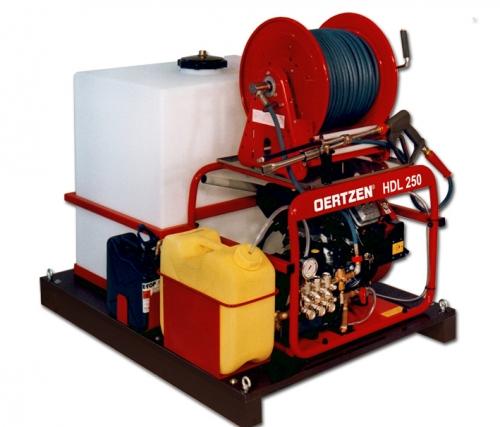 Kit de reservoir 360 l kits de reservoir von oertzen gmbh nettoyeurs haut - Nettoyeur haute pression sans arrivee d eau ...