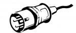 Voltage spécial 400 V / 3~50 Hz (aspirateur de grande force)